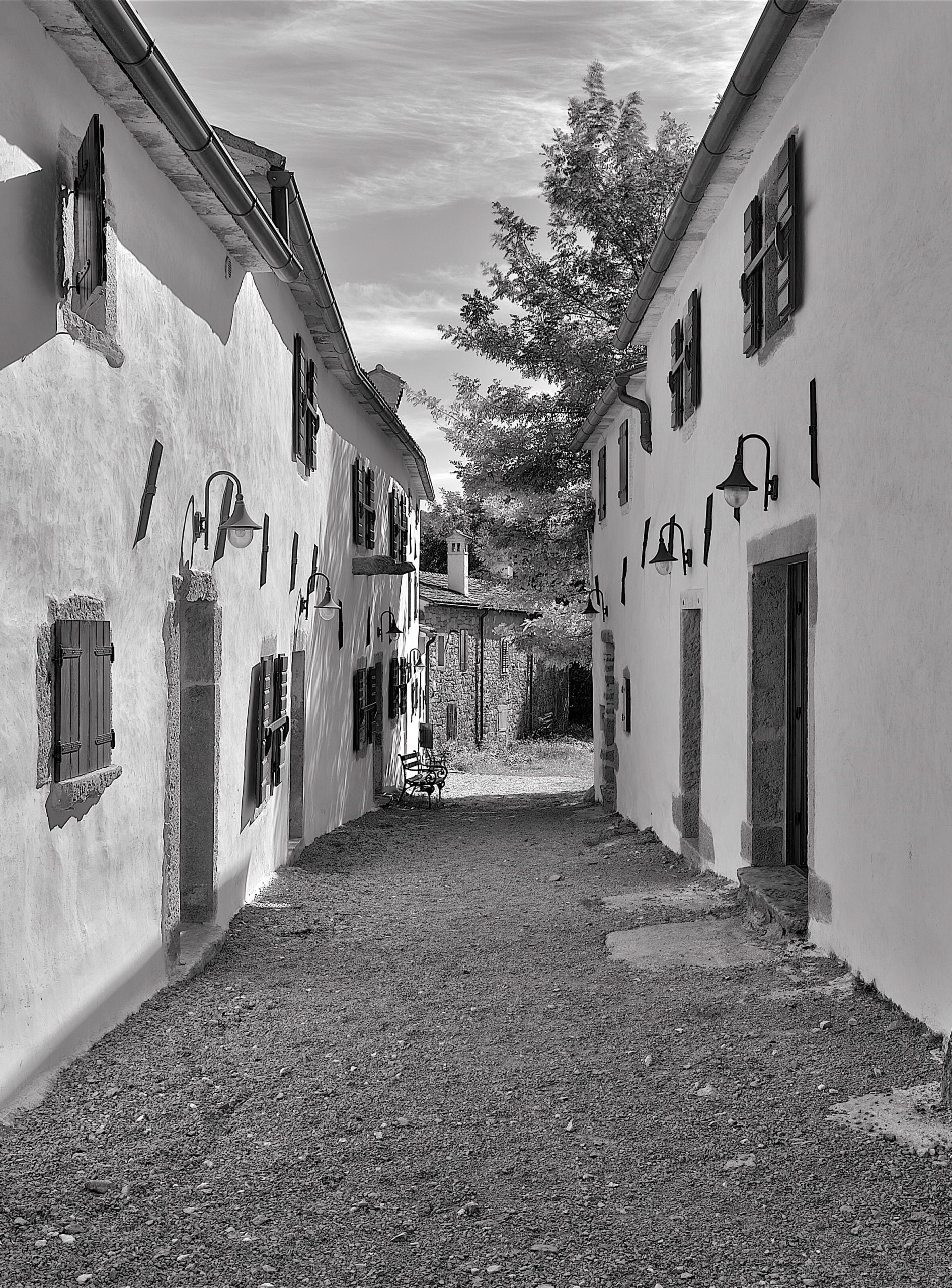 Kotli village history